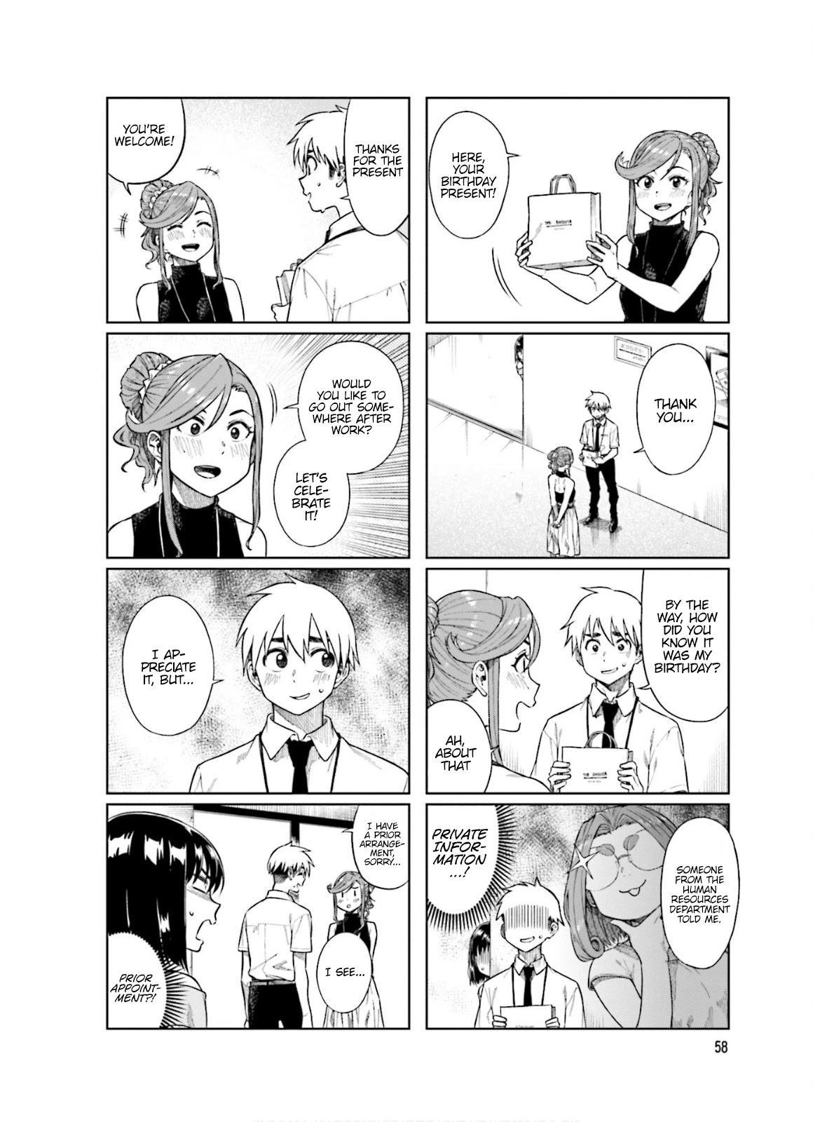 Kawaii Joushi O Komarasetai Chapter 62 page 5 - Mangakakalots.com