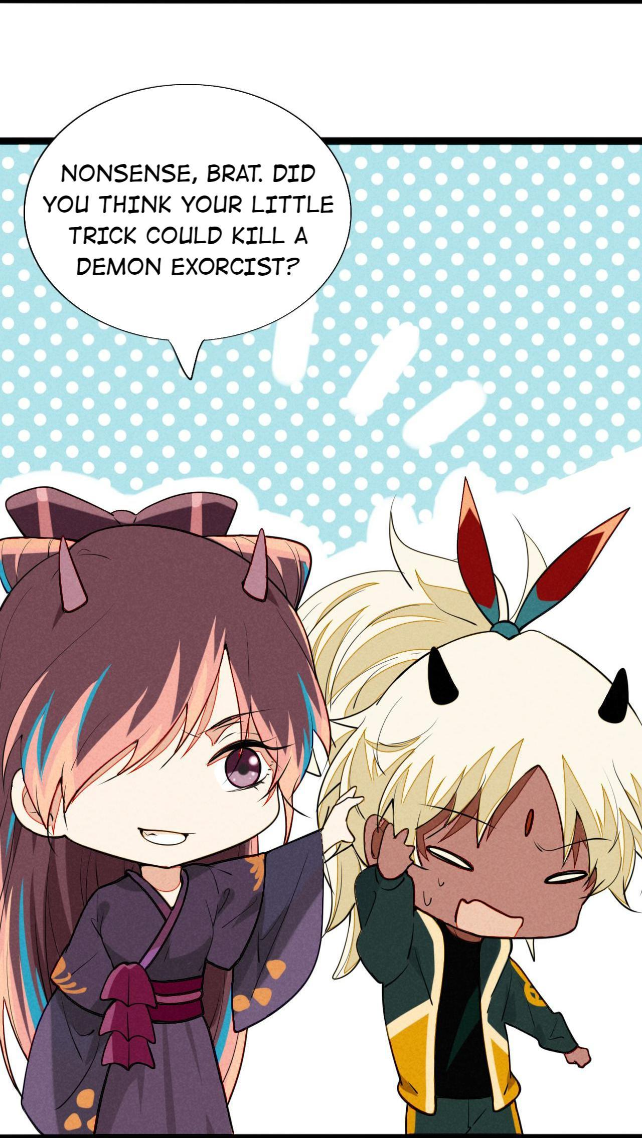 How To Train Your Demon King Vol.1 Chapter 18: Is Zhuo Yu...making A Heart Sign?! page 13 - Mangakakalots.com