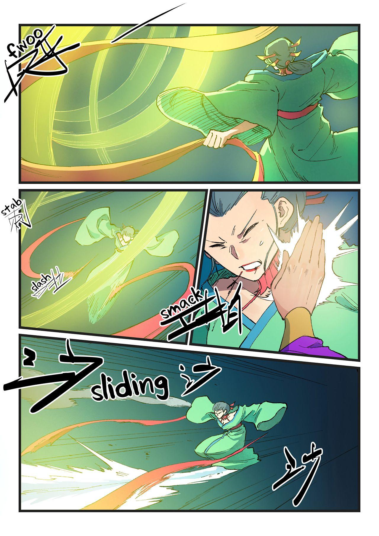 Star Martial God Technique Chapter 422 page 9 - Mangakakalots.com
