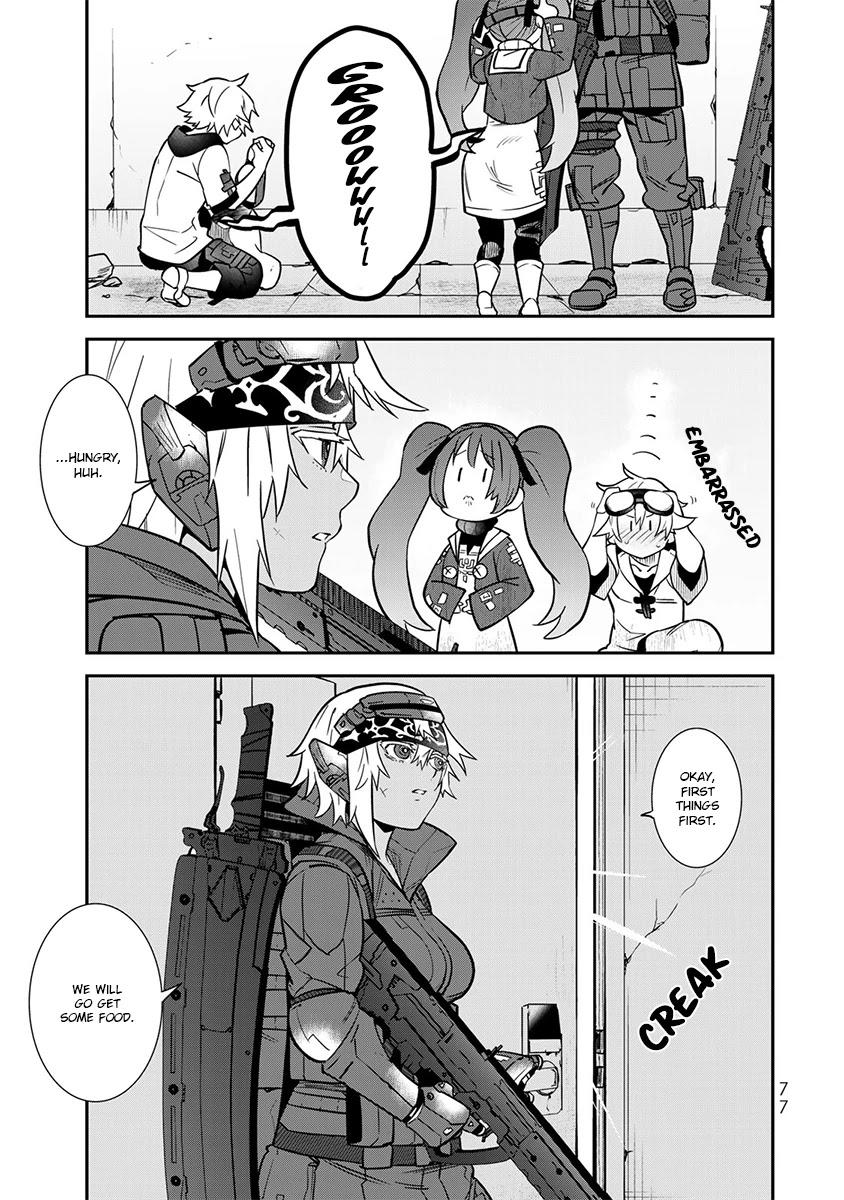 Last Order: Hitori Bocchi No Hyakunen Sensou Chapter 8: Still At War page 4 - Mangakakalots.com