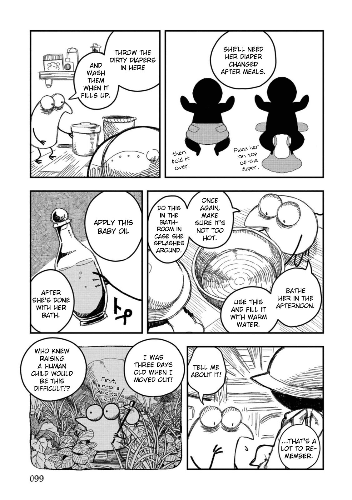 Rojica To Rakkasei Chapter 14: Shii-San's Long Day page 7 - Mangakakalots.com