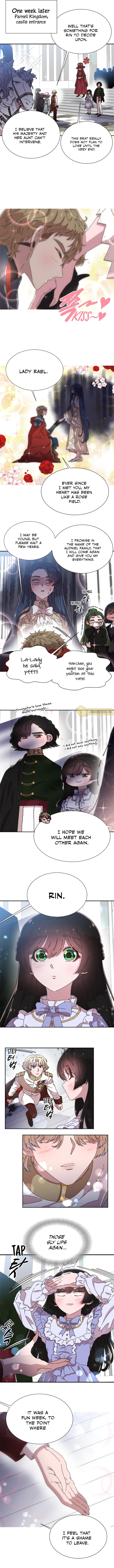 I Was Born As The Demon Lord's Daughter Chapter 95 page 8 - Mangakakalots.com