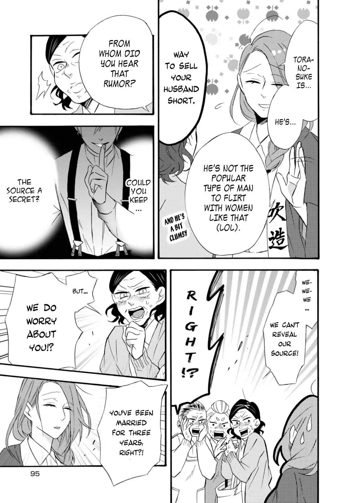 Will You Marry Me Again If You Are Reborn? Vol.2 Chapter 9: When I'm With You page 7 - Mangakakalots.com