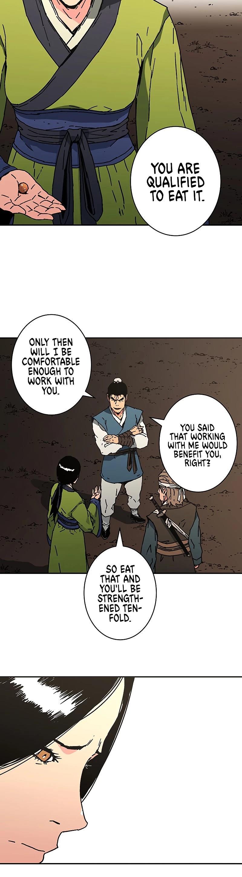 Peerless Dad Chapter 170 page 18 - Mangakakalots.com