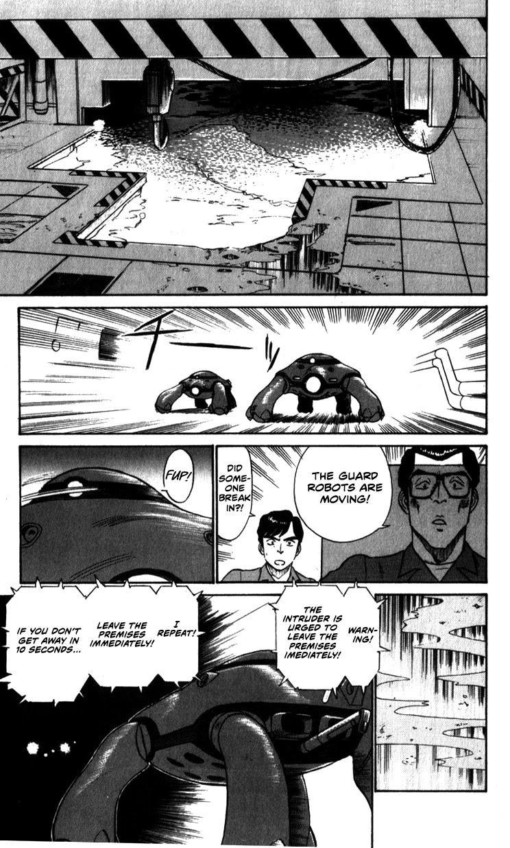Kidou Keisatsu Patlabor Vol.7 Chapter 9.07: Waste Container Number 13 < Part 7> page 15 - Mangakakalots.com