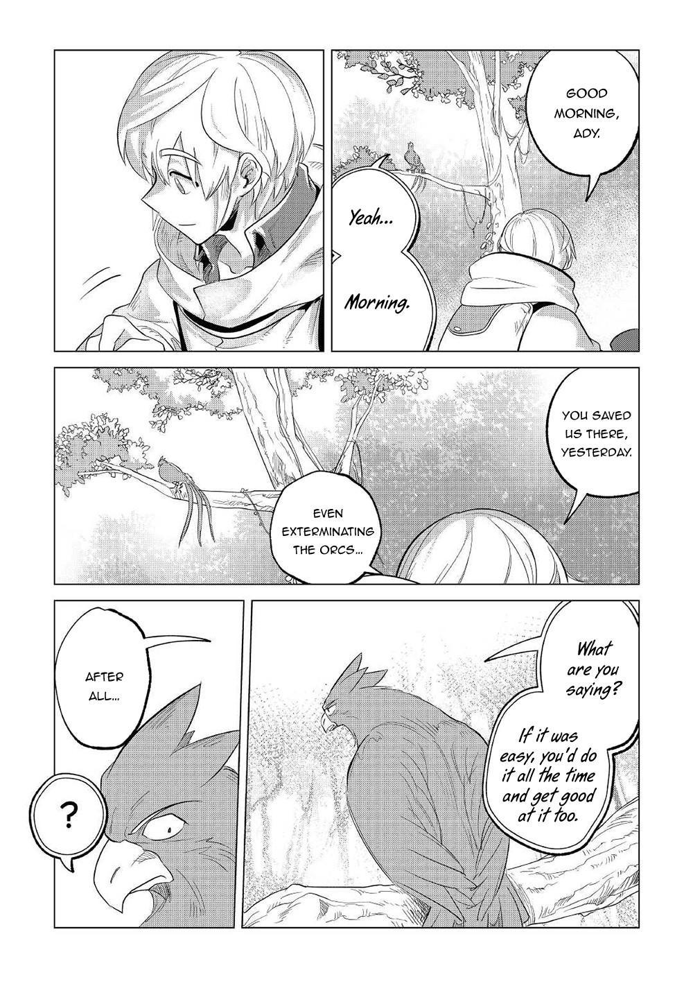 Mofumofu To Isekai Slow Life O Mezashimasu! Chapter 25 page 38 - Mangakakalots.com