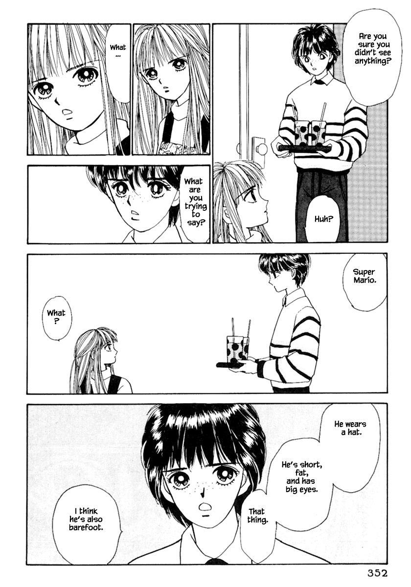 Shi To Kanojo To Boku Chapter 9.1 page 24 - Mangakakalots.com
