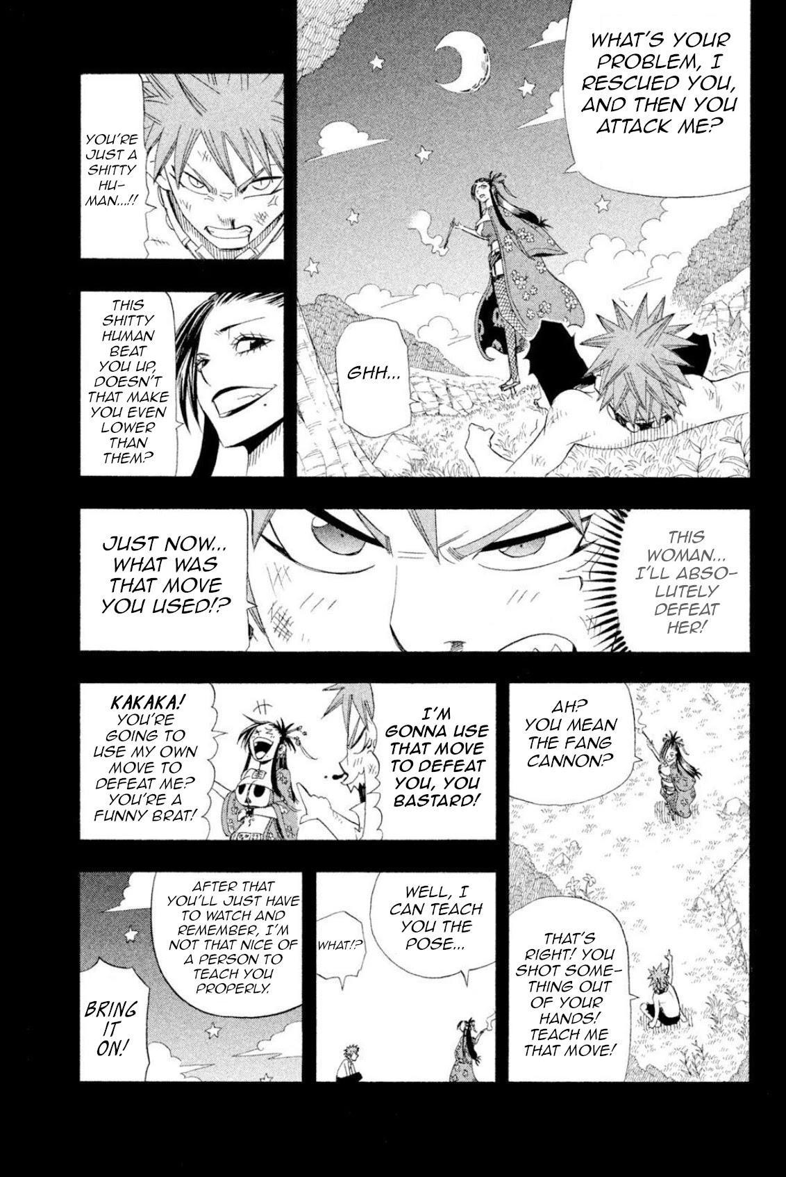Buster Keel! Chapter 38: Feast Of God (Part 3) page 28 - Mangakakalots.com
