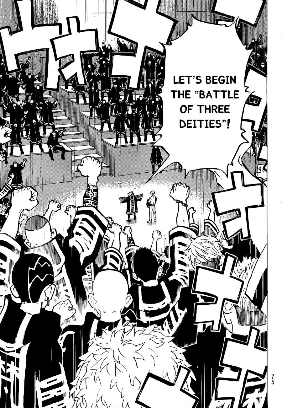 Tokyo Manji Revengers Chapter 218: Queen It Over page 15 - Mangakakalot