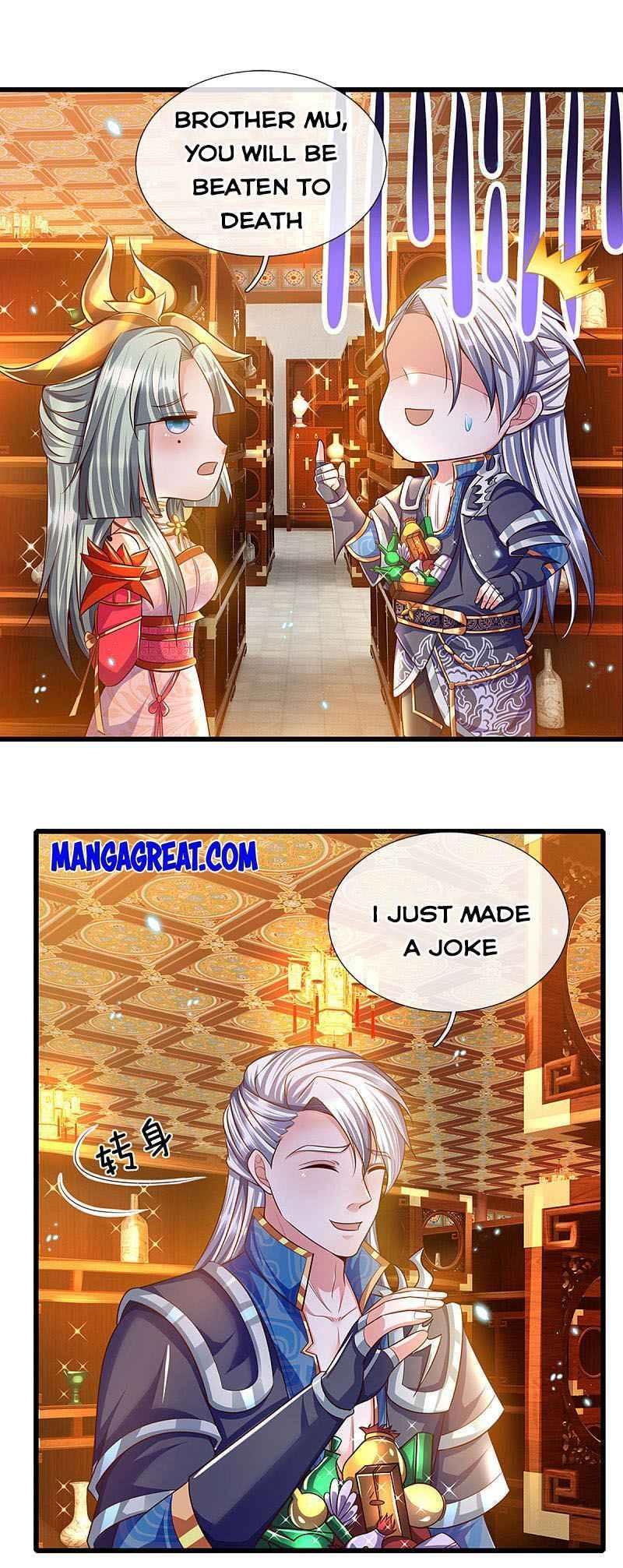 Shura Sword Sovereign Chapter 161 page 2 - Mangakakalots.com