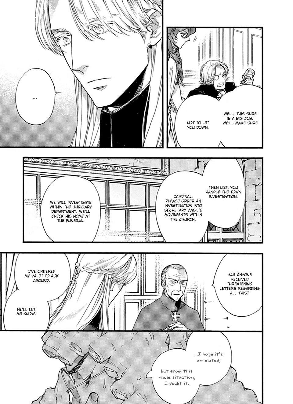 Barbarities Chapter 23 page 10 - Mangakakalots.com