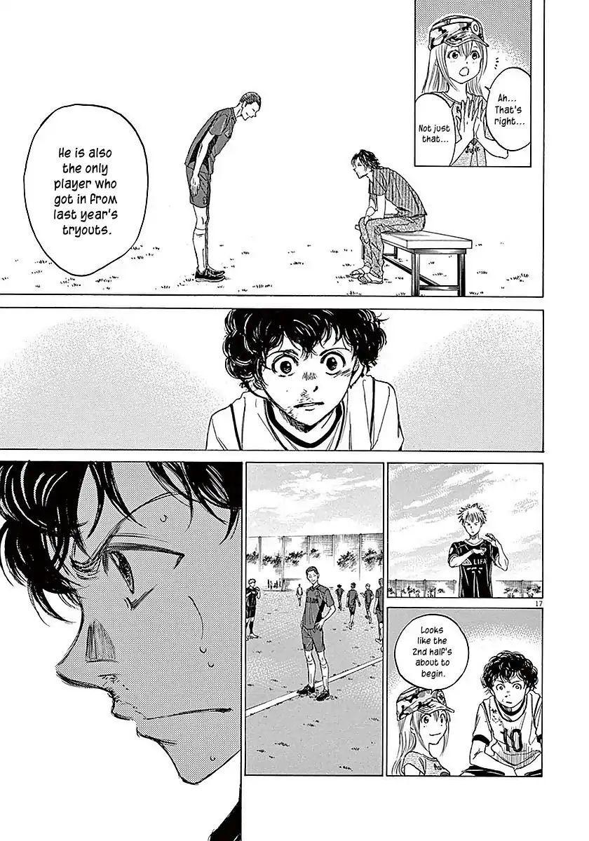Ao Ashi Vol.2 Chapter 11: Akutsu page 18 - Mangakakalots.com