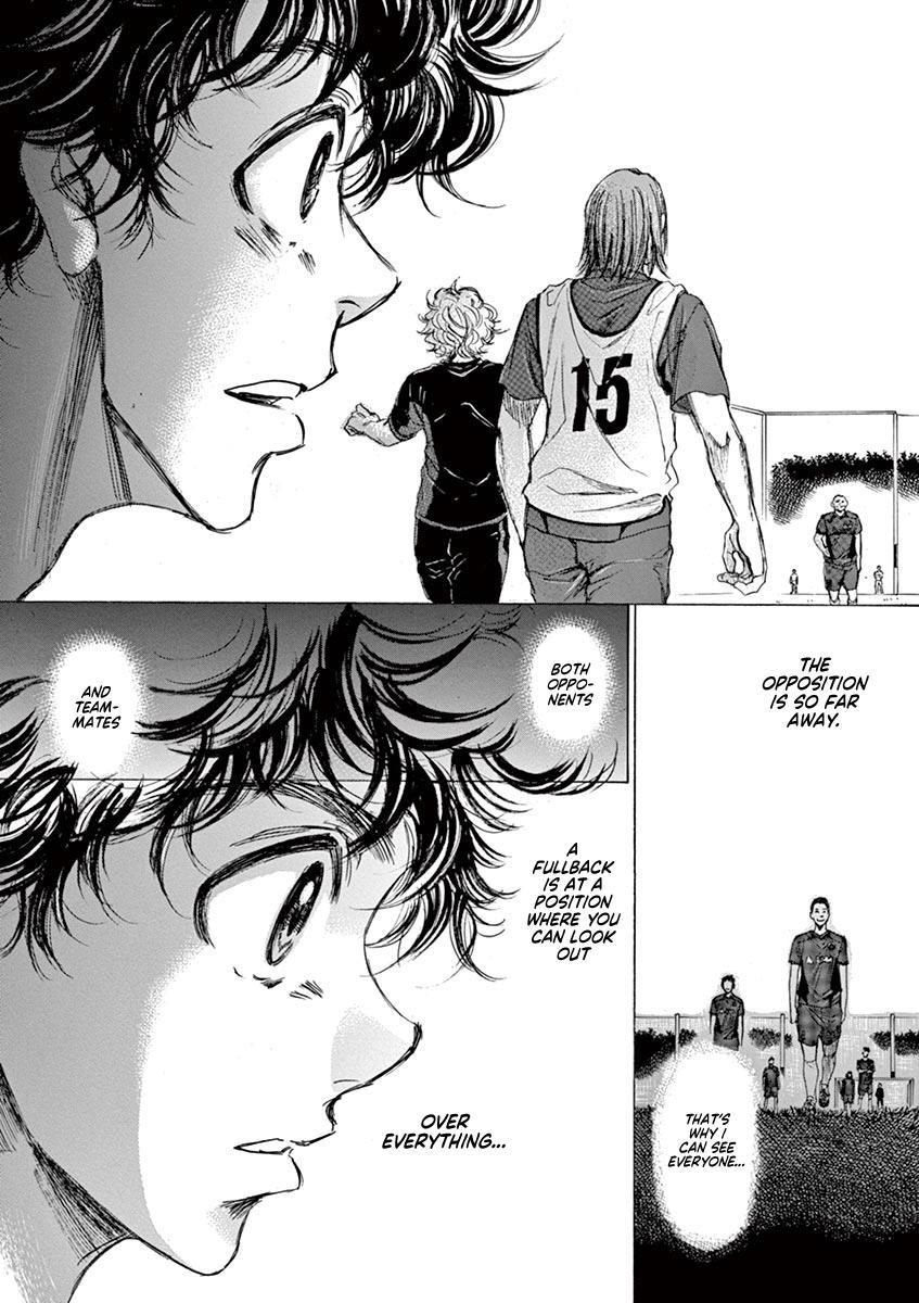 Ao Ashi Vol.7 Chapter 66: Look Out page 17 - Mangakakalots.com
