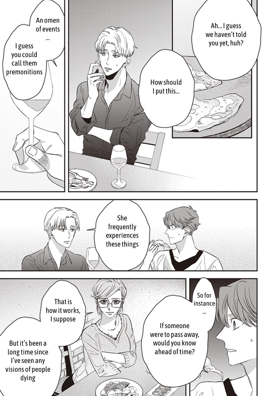 Midnight Occult Civil Servants Chapter 43: The Water God's Son-In-Law (Part 2) page 3 - Mangakakalots.com