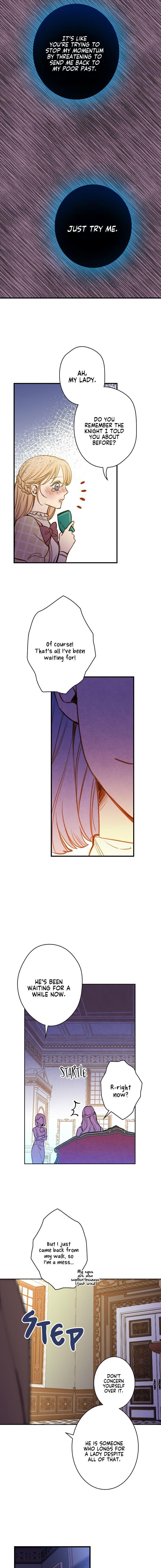 Shadow Queen Chapter 19 page 9 - Mangakakalots.com