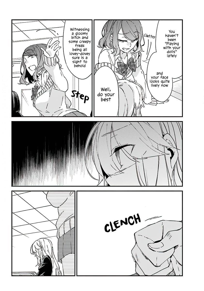 Asahina Wakaba To Marumaru Na Kareshi Chapter 8 page 13 - Mangakakalots.com