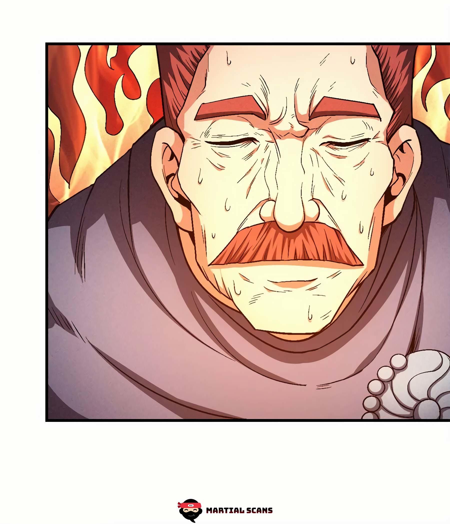 God Of Martial Arts Chapter 127.3: Mister Chi page 25 - Mangakakalots.com