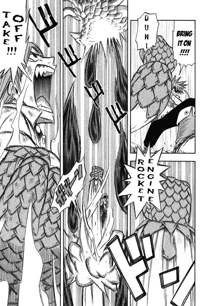 Buster Keel! Chapter 28: Adventurer's Circus (Part 3) page 15 - Mangakakalots.com