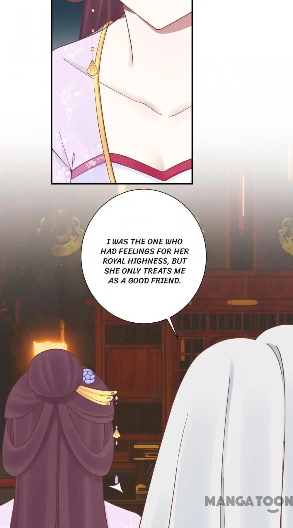 The Queen Is Busy Chapter 166 page 55 - Mangakakalots.com