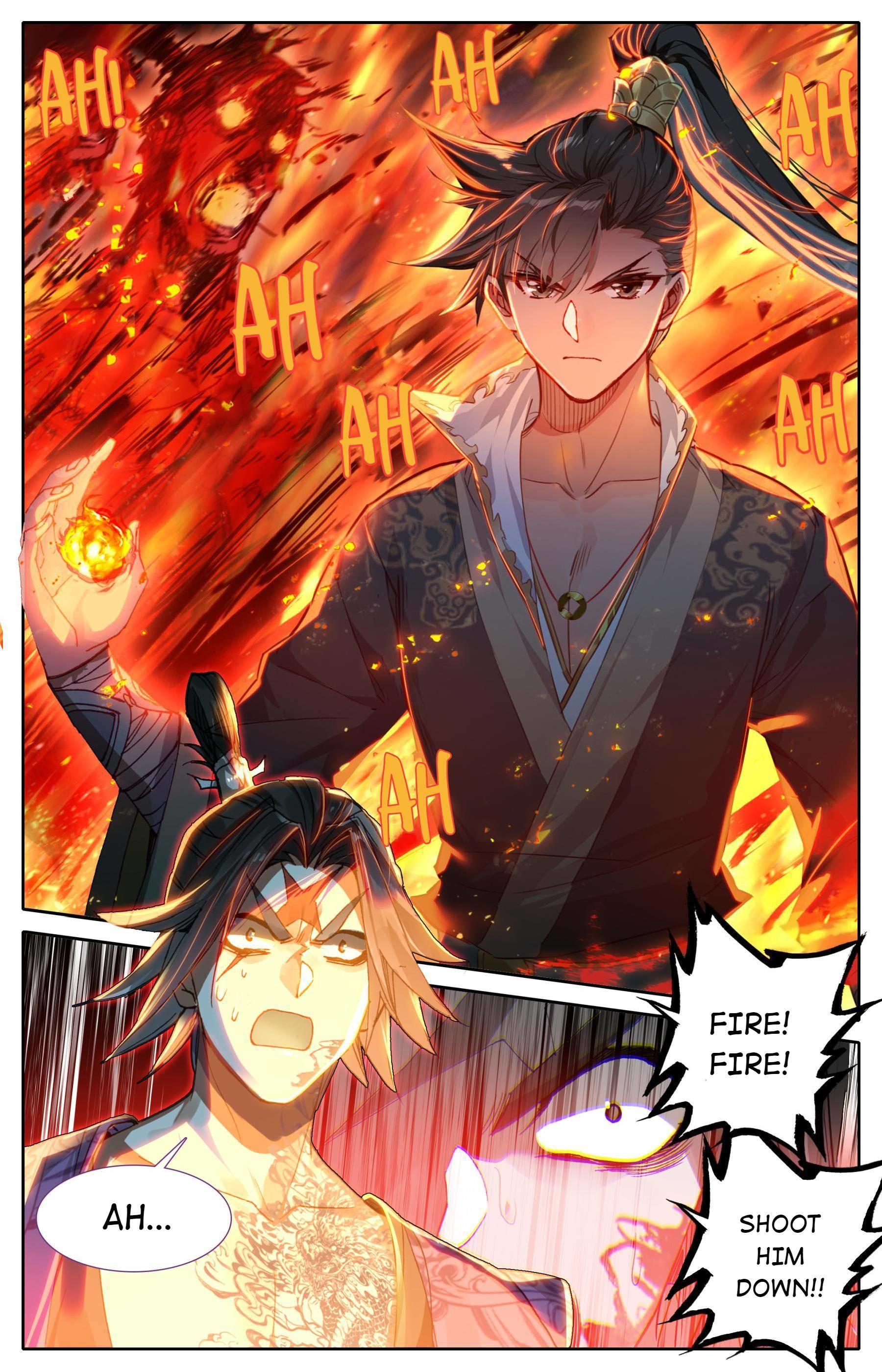 I Will Become An Immortal Chapter 40 page 8 - Mangakakalots.com