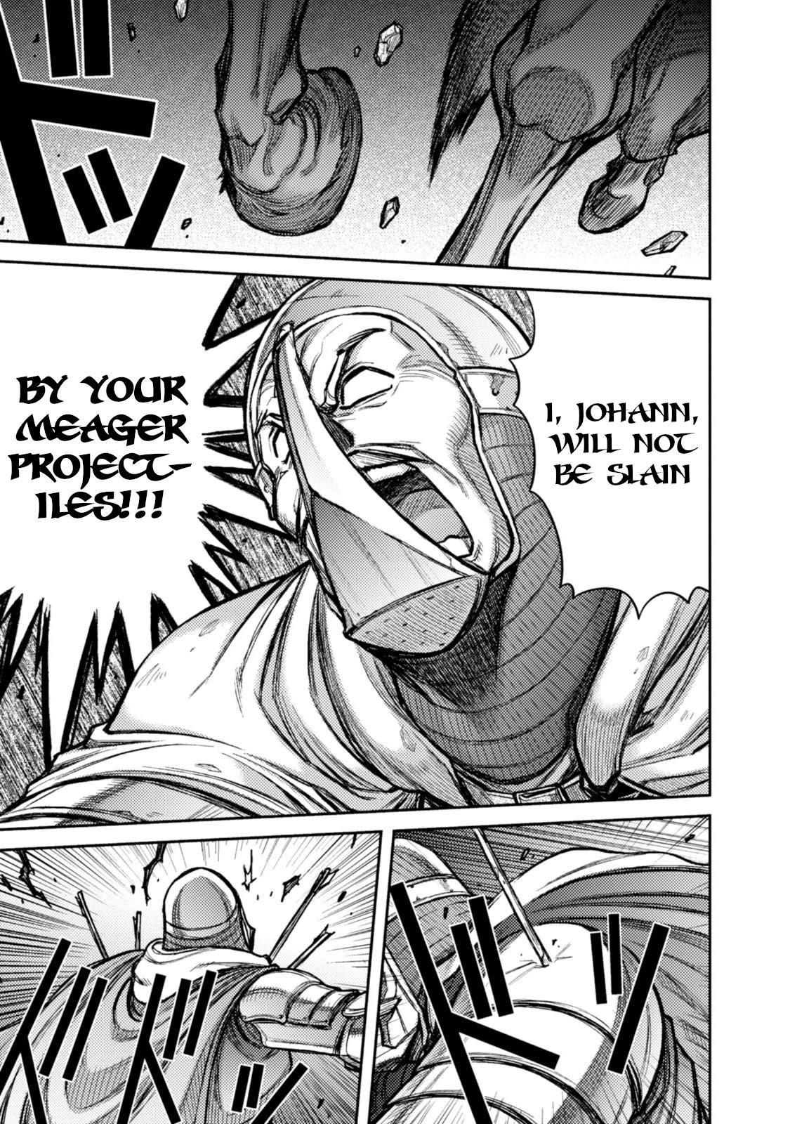 Hawkwood Chapter 45: All-Out Attack page 3 - Mangakakalots.com