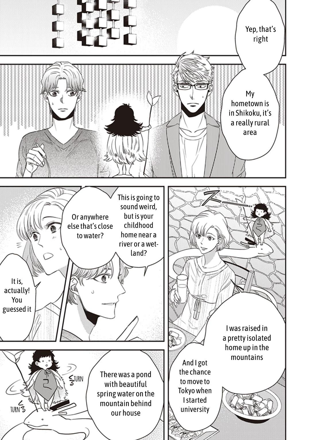 Midnight Occult Civil Servants Chapter 43: The Water God's Son-In-Law (Part 2) page 7 - Mangakakalots.com