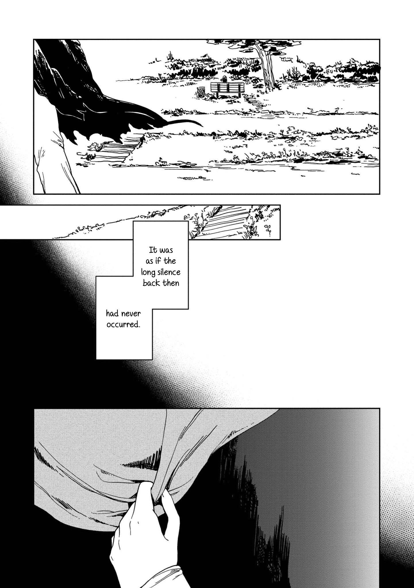 Good-Bye Dystopia Chapter 5: Look Both Ways, Always page 12 - Mangakakalots.com