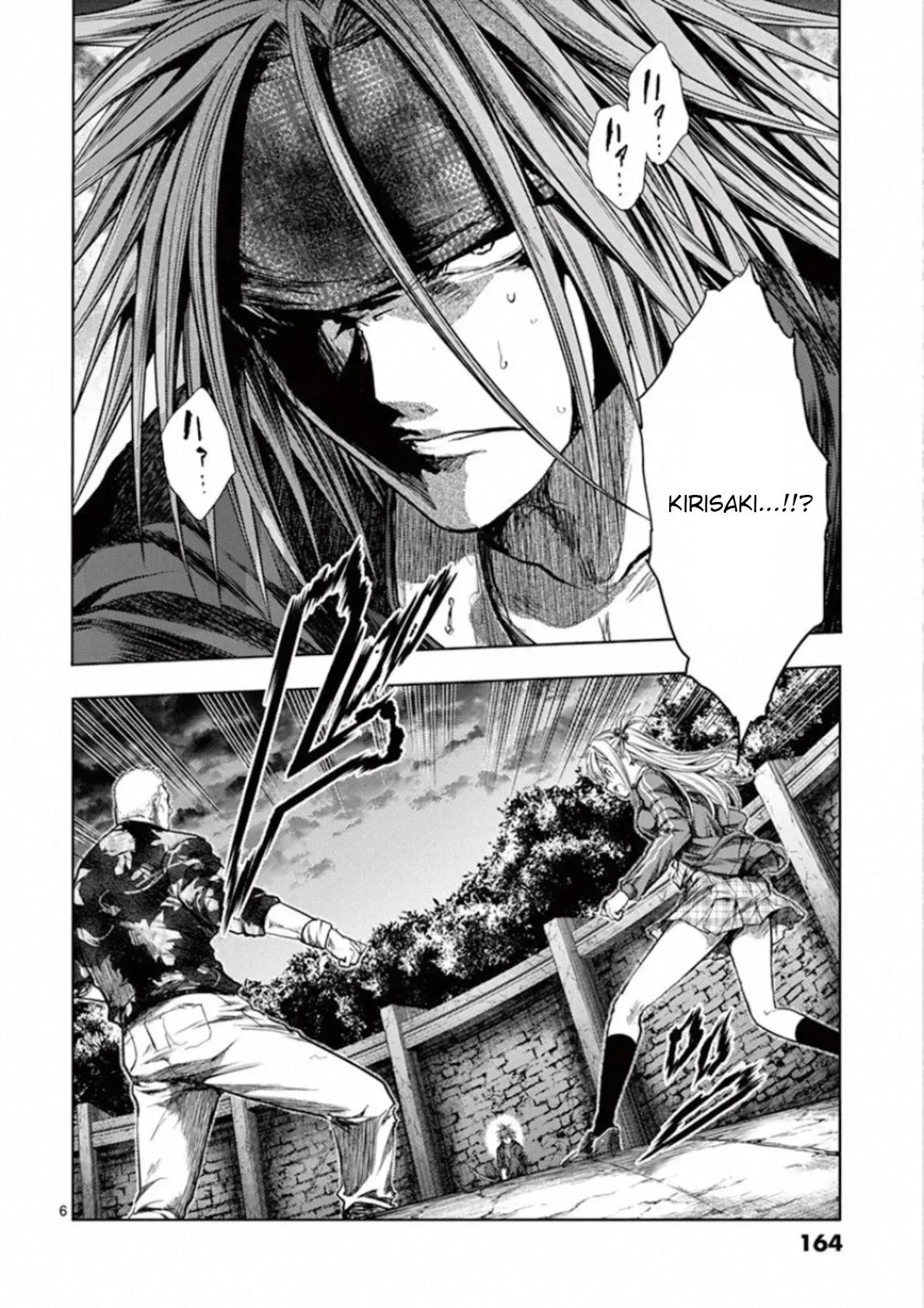 Deatte 5 Byou De Battle Chapter 141: Seven Turns, Eight Falls page 5 - Mangakakalots.com