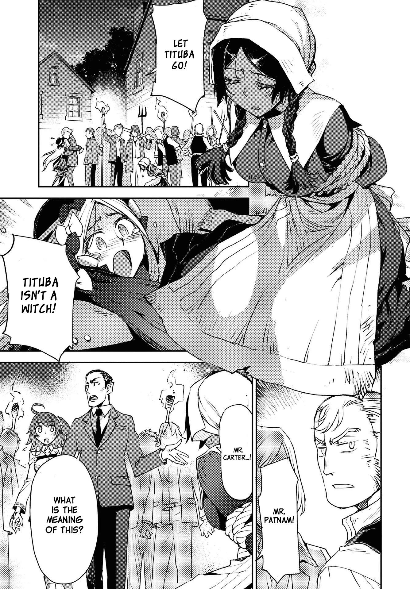 Fate/grand Order: Epic Of Remnant - Subspecies Singularity Iv: Taboo Advent Salem: Salem Of Heresy Chapter 8: Unknot: Before Dawn 7 page 7 - Mangakakalots.com