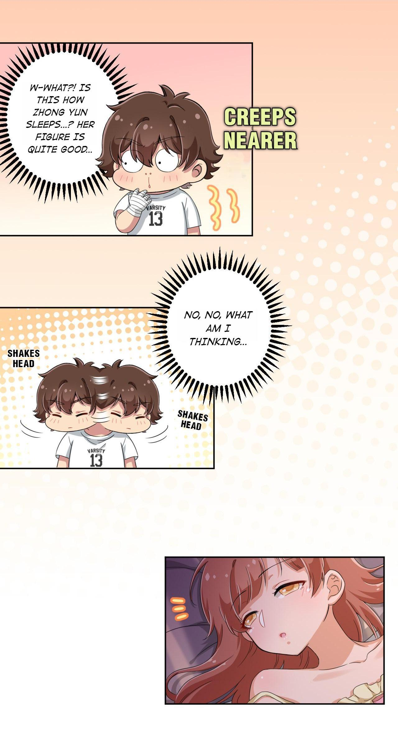 God Gave Me This Awkward Superpower, What Is It For? Chapter 41: Luo Shenshi's Gone Mad... page 9 - Mangakakalots.com