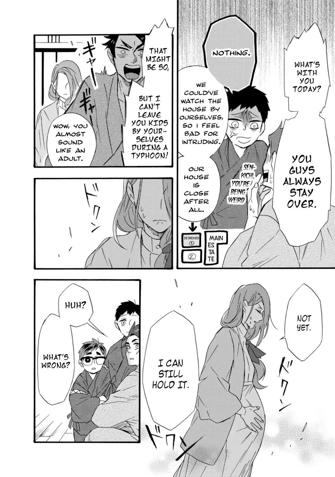 Will You Marry Me Again If You Are Reborn? Vol.2 Chapter 10: From Sunny To Cloudy To A Storm page 18 - Mangakakalots.com