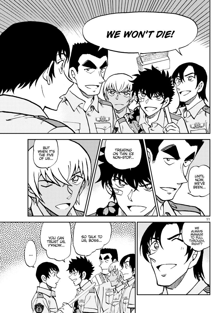 Wild Police Story Chapter 10: You Reap What You Sow page 11 - Mangakakalots.com