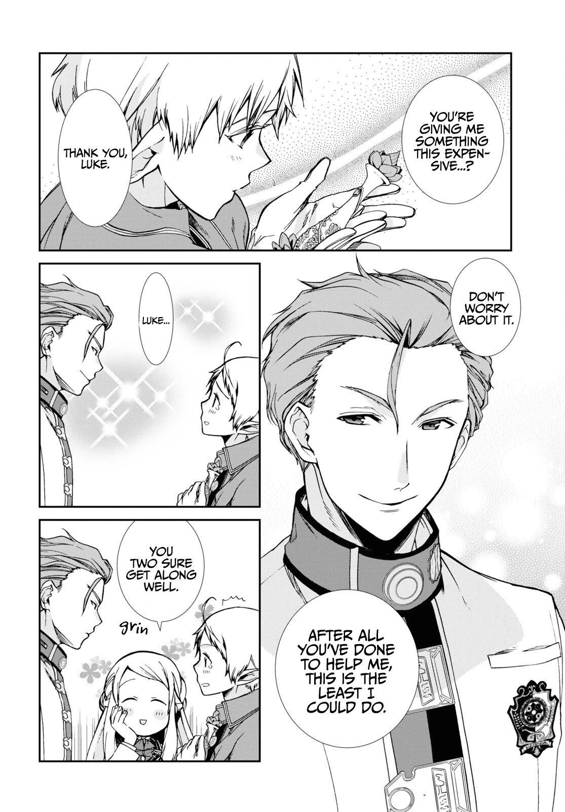 Mushoku Tensei - Isekai Ittara Honki Dasu Chapter 75: After The Rain page 33 - Mangakakalots.com
