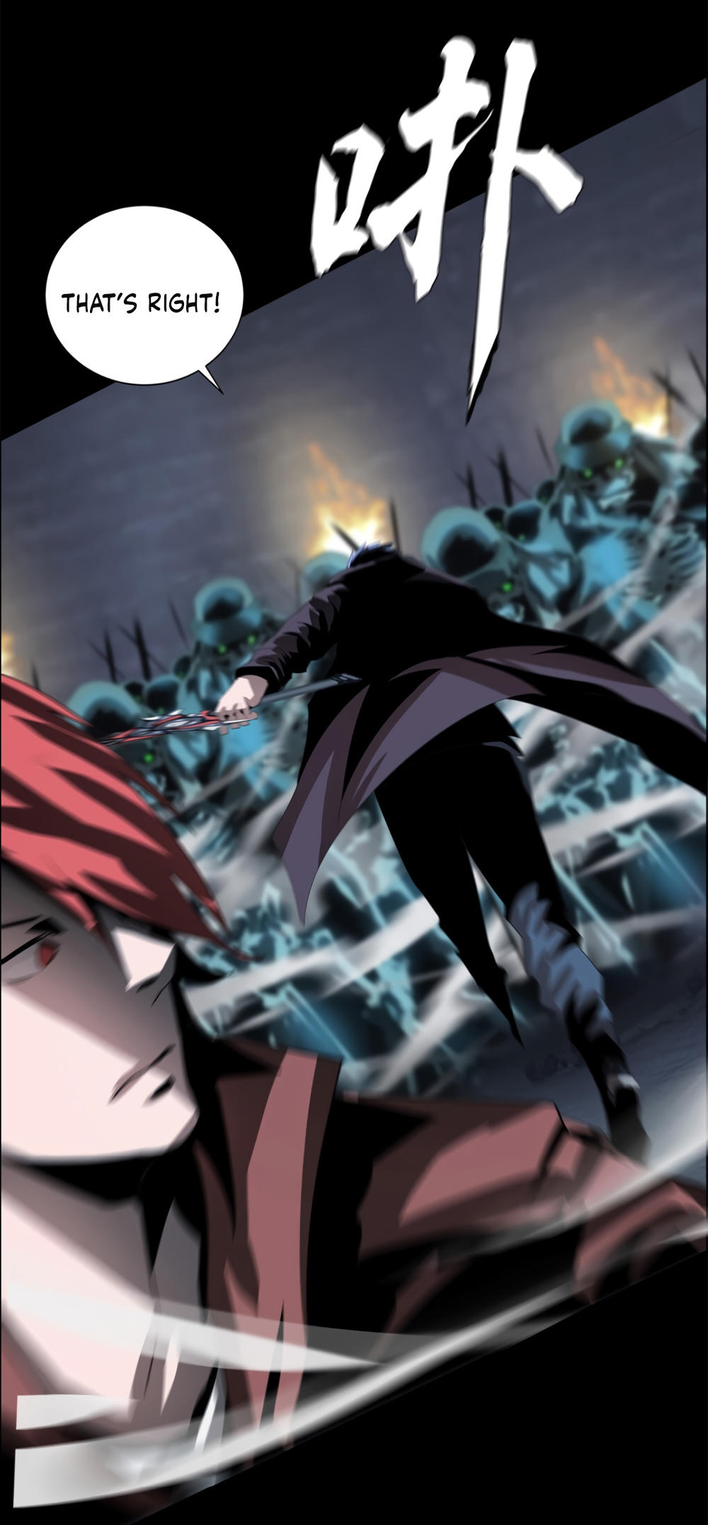 The Blade Of Evolution-Walking Alone In The Dungeon Chapter 37 page 45 - Mangakakalots.com
