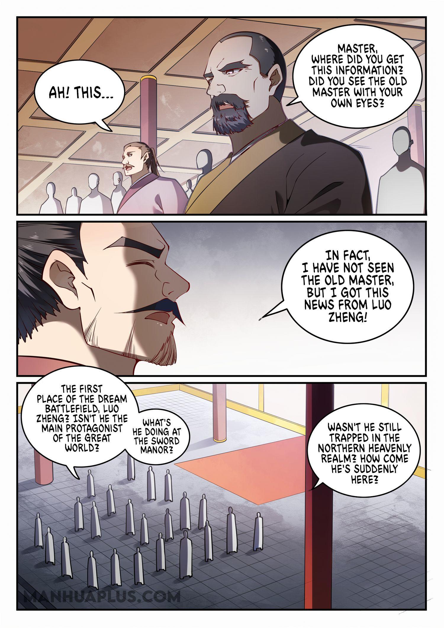 Apotheosis Chapter 695 page 6 - Mangakakalots.com