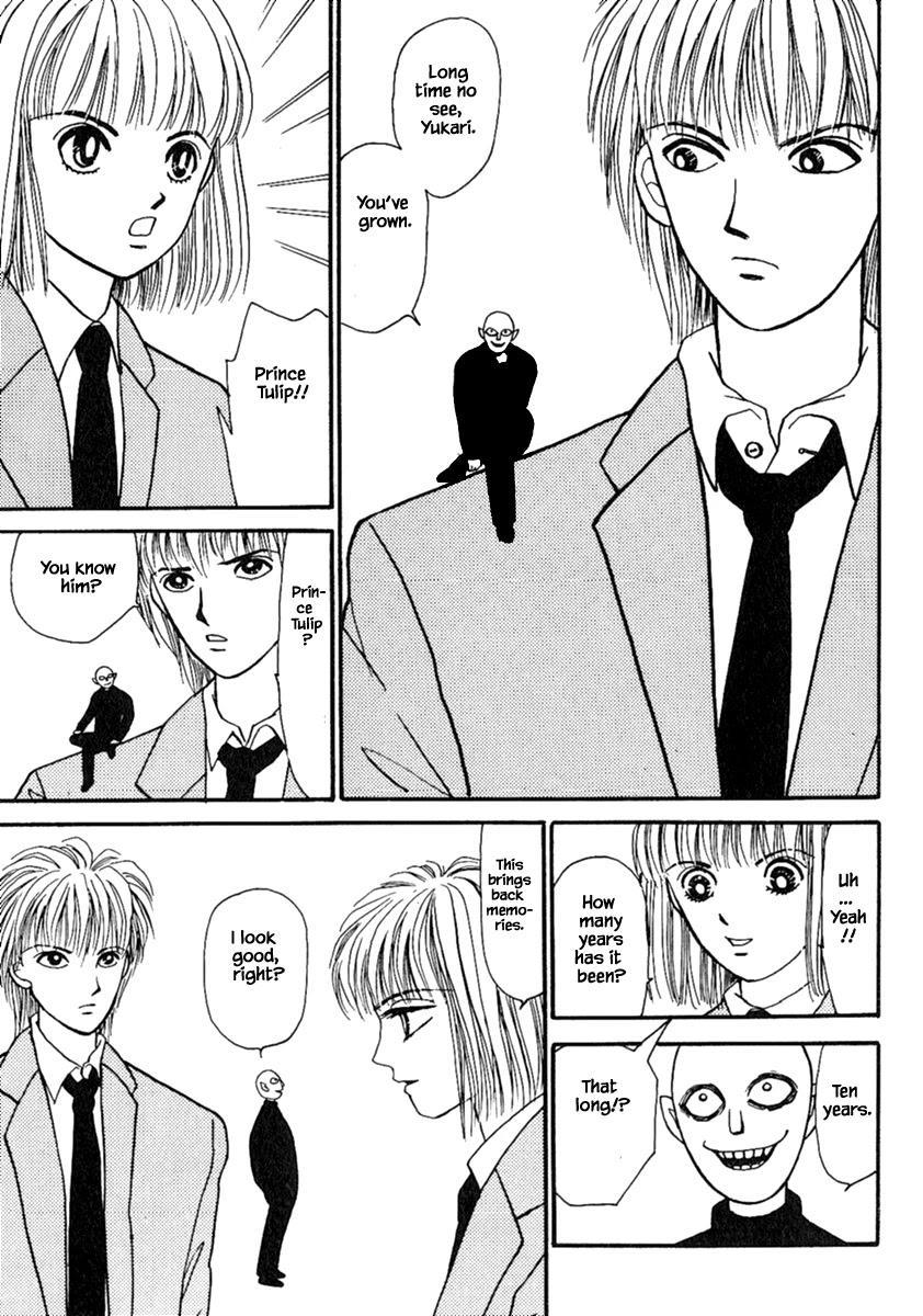 Shi To Kanojo To Boku Chapter 13.1 page 11 - Mangakakalots.com