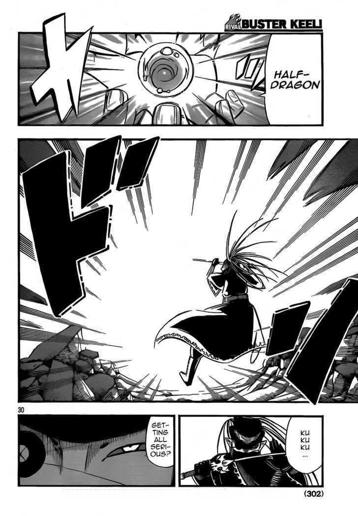 Buster Keel! Vol.2 Chapter 9 : Black?rock?cutter page 28 - Mangakakalots.com