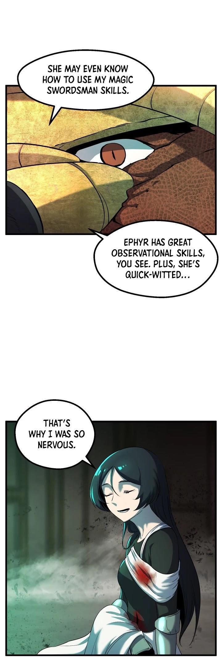 Survival Story Of A Sword King In A Fantasy World Chapter 44 page 34 - Mangakakalots.com