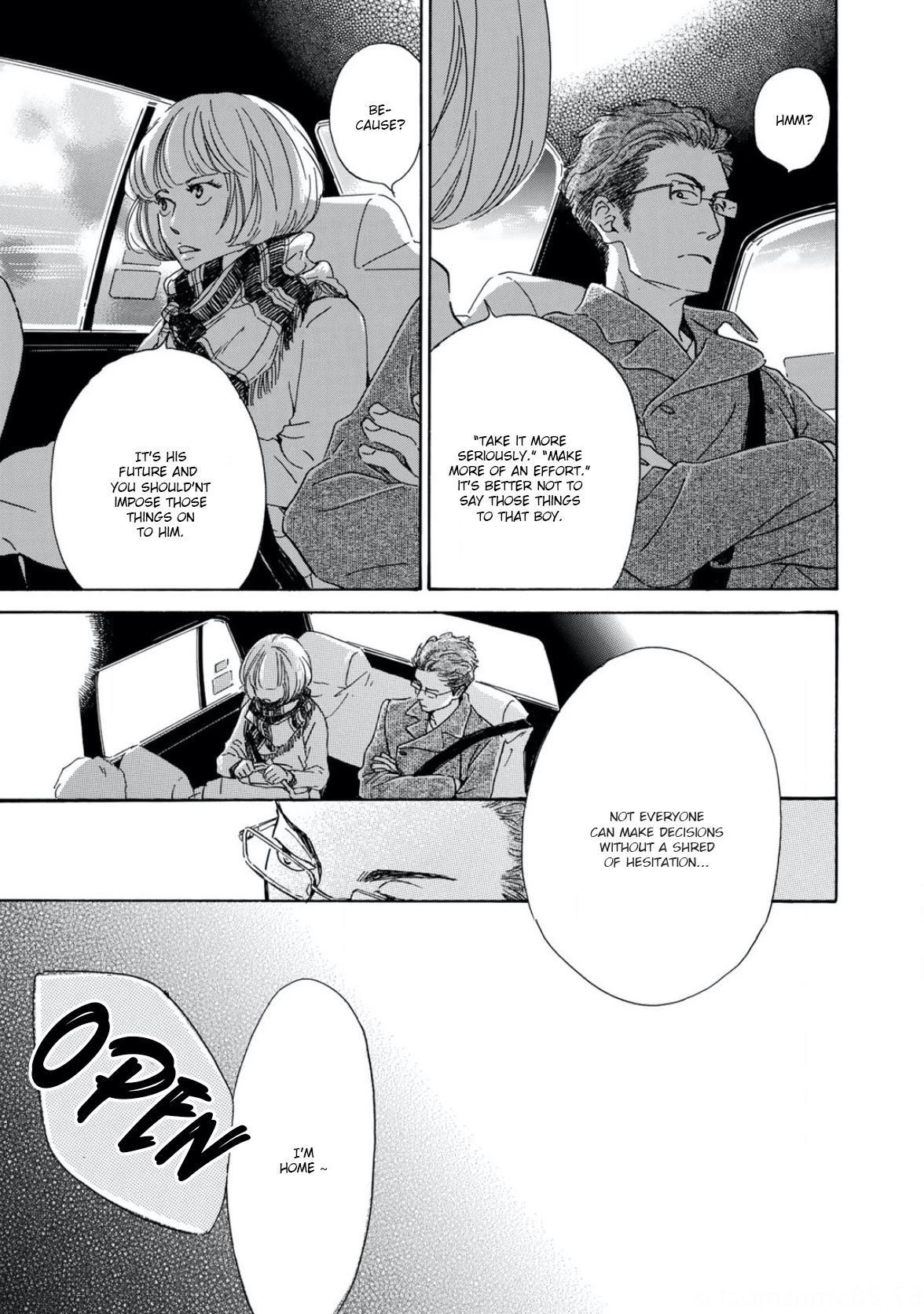 Anti-Romance Chapter 5 page 27 - Mangakakalots.com