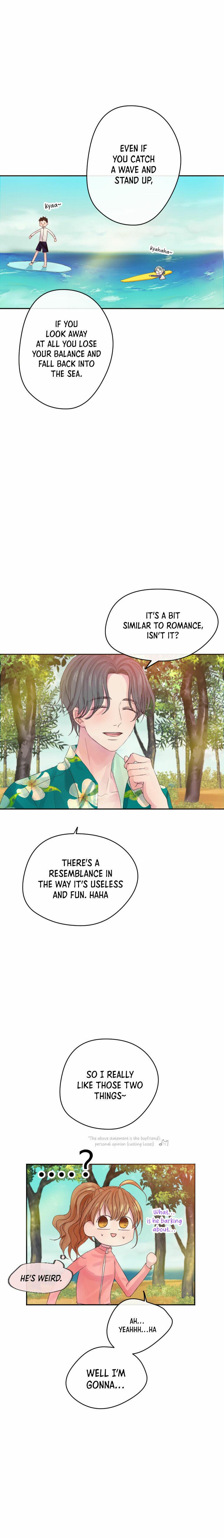 Jealousy Inducers Chapter 14 page 17 - Mangakakalots.com