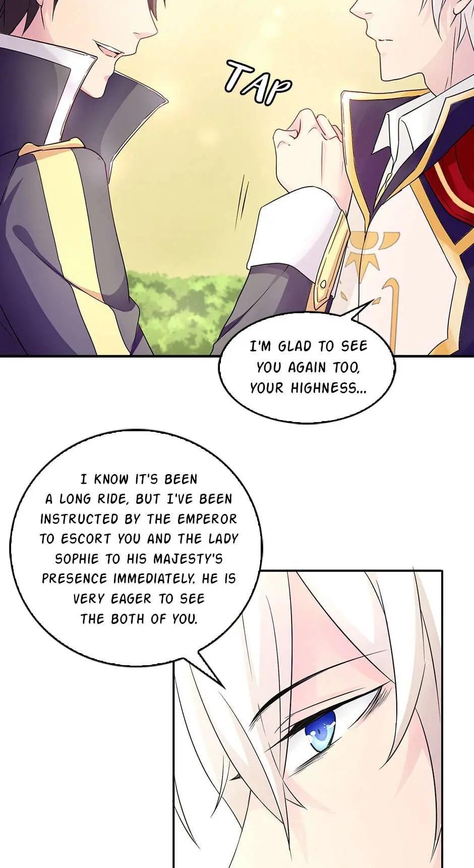 Surviving As The Prince's Fiancée Chapter 21 page 24 - Mangakakalots.com