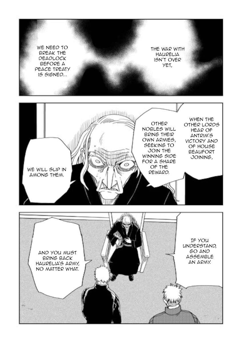 Isekai Tensei Soudouki Chapter 69: Receiving Notice page 16 - Mangakakalot