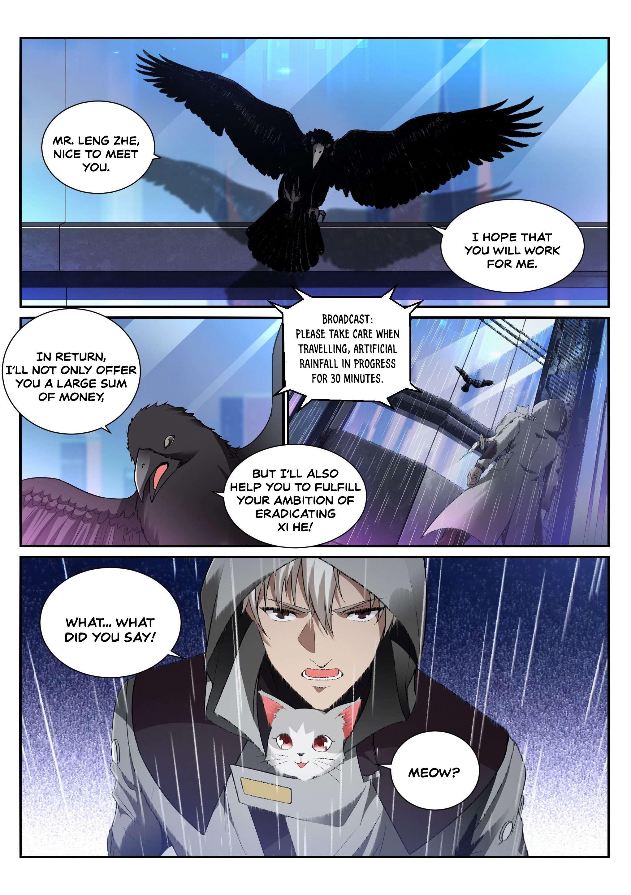 Eclipse Walker Chapter 11 page 16 - Mangakakalots.com