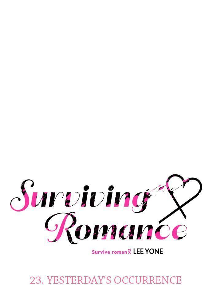 Survive Romance Chapter 23 page 6 - Mangakakalots.com