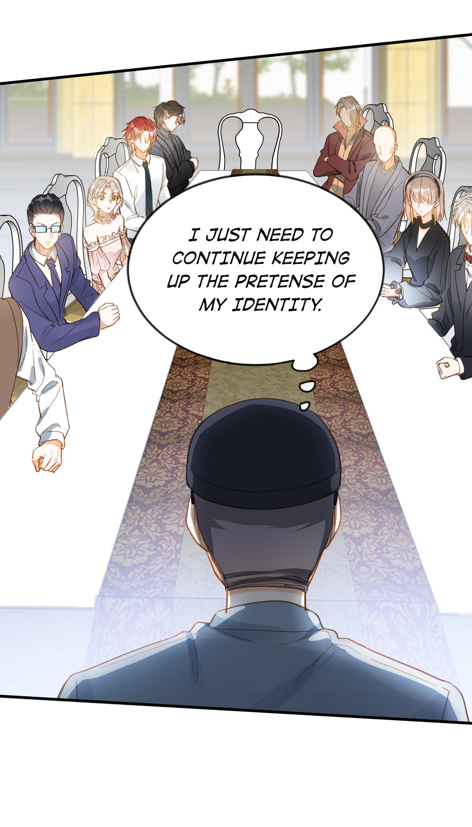 Kiss The Abyss Chapter 66: Voting Again page 31 - Mangakakalots.com