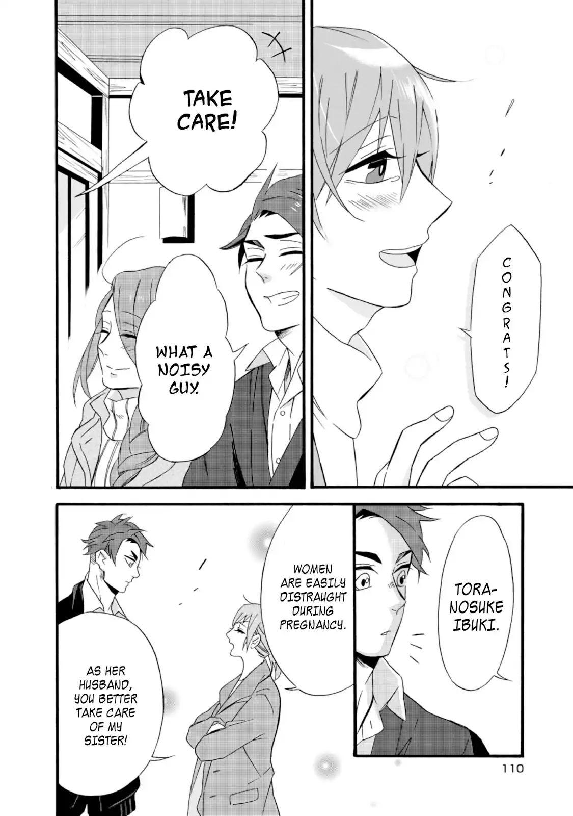 Will You Marry Me Again If You Are Reborn? Vol.2 Chapter 9: When I'm With You page 22 - Mangakakalots.com