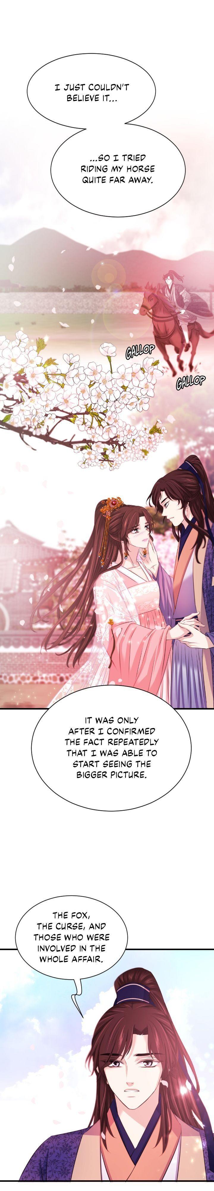 An Inescapable Love Chapter 50 page 22 - Mangakakalots.com