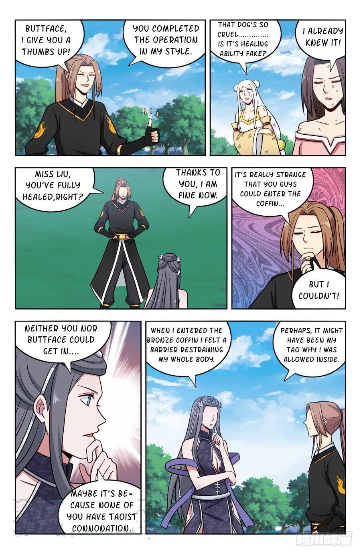 Strongest Anti M.e.t.a Chapter 185 page 12 - Mangakakalots.com