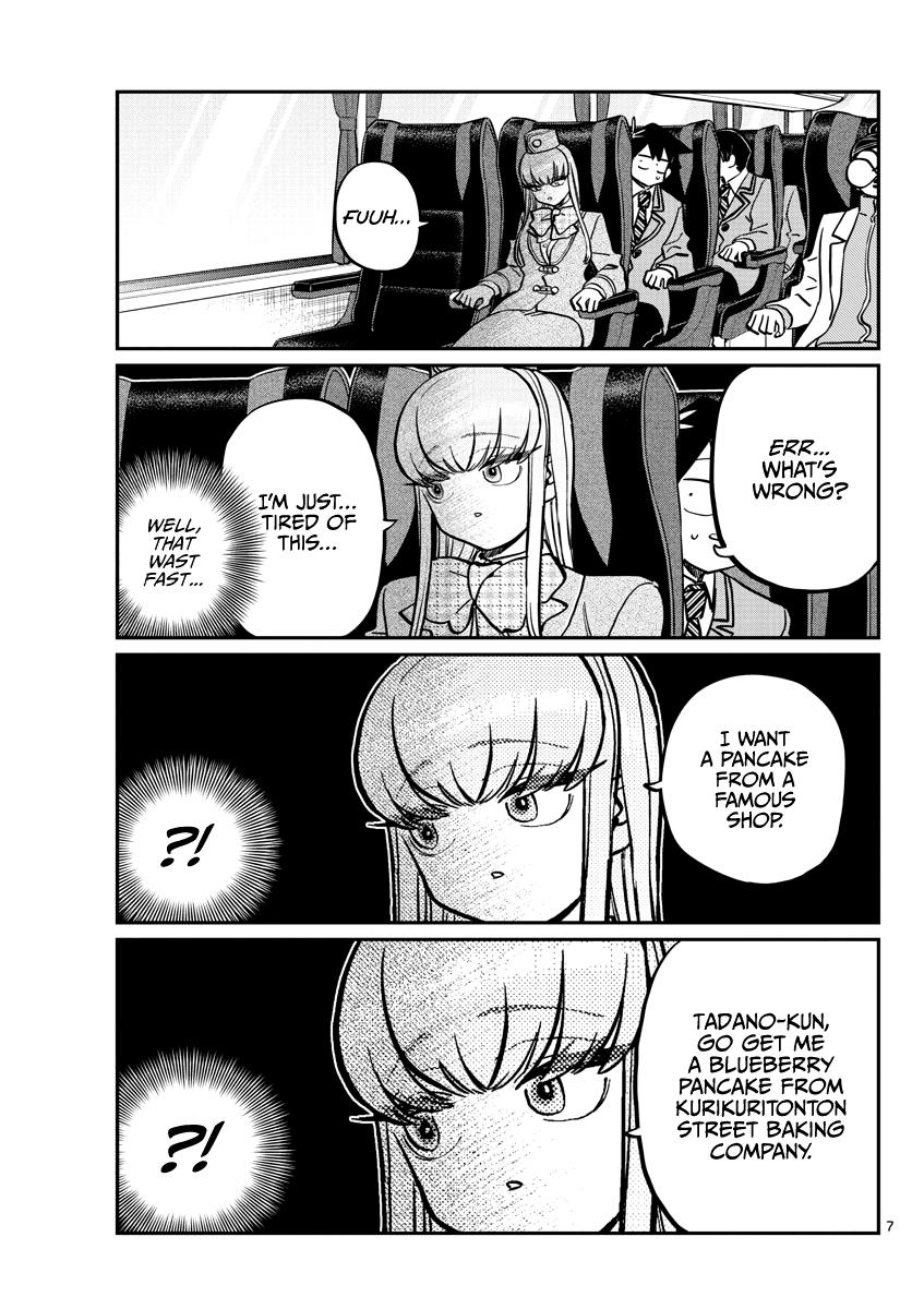 Komi-San Wa Komyushou Desu Chapter 279: America page 7 - Mangakakalot