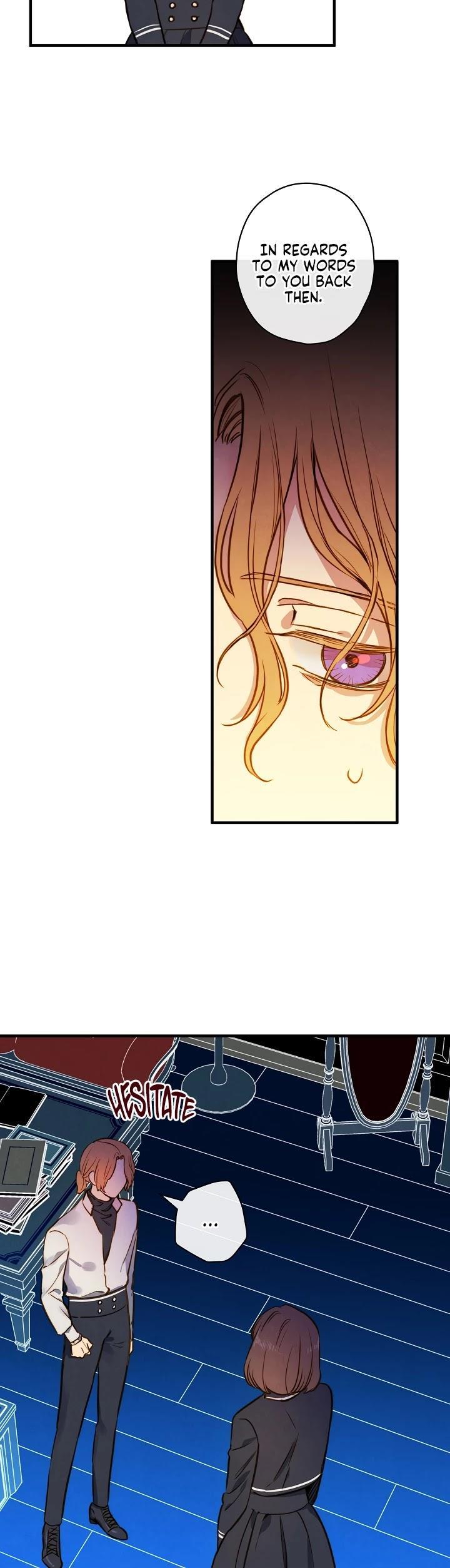 Shadow Queen Chapter 37 page 35 - Mangakakalots.com